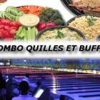 Combo Quilles / Buffet