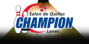 Salon de quilles Champion