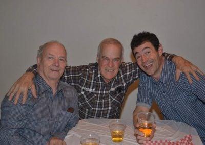 Beau trio!
